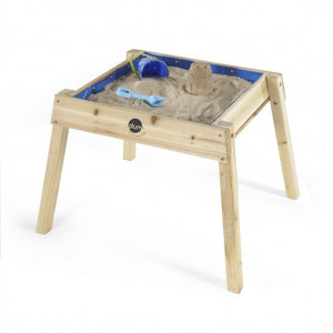 Plum Build & Splash Wooden Sand and Water Table