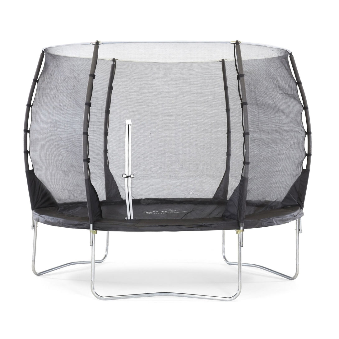 Plum 10ft Magnitude Premium Trampoline - Backyard Fun and Play!
