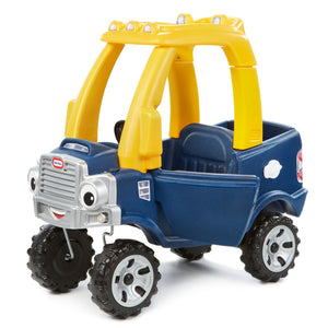 Little Tikes LT Cozy Truck with Side Eyes