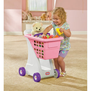 Little Tikes Shopping Cart Pink