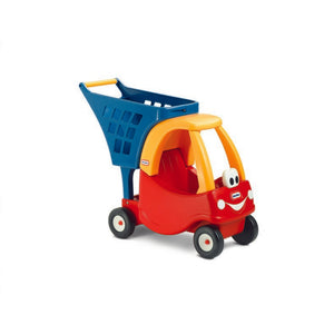 Little Tikes Crazy Coup Shopping Grocery Cart