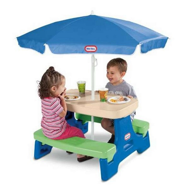 Little Tikes Easy Store Jr Table with Umbrella