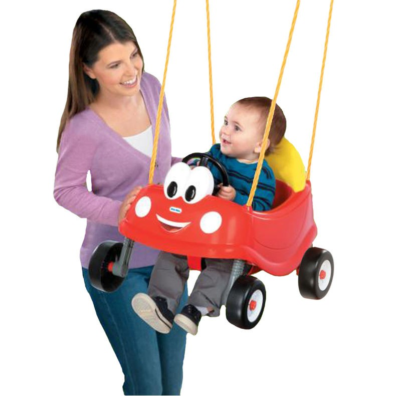 Little Tikes Cozy Coupe Swing