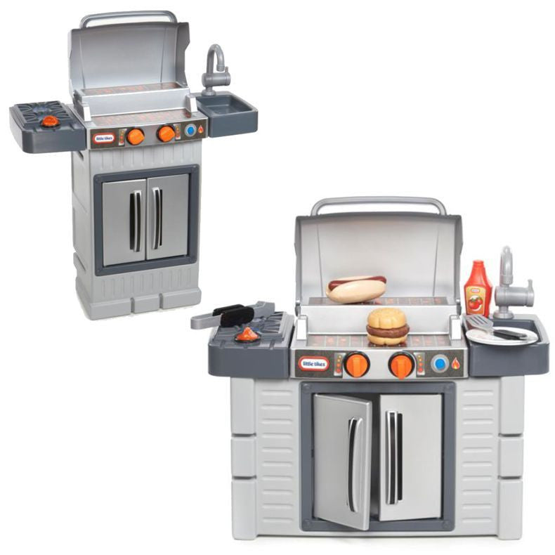 Little Tikes Cook 'n Grow BBQ Grill - Backyard Fun and Play!