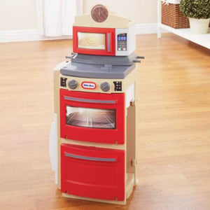 Little Tikes Cook 'n' Store Kitchen in Red