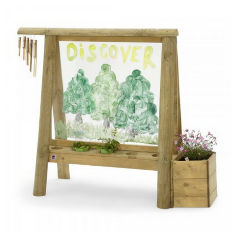 Plum Discovery Create & Paint Easel With Free NSW ACT Melbourne Delivery