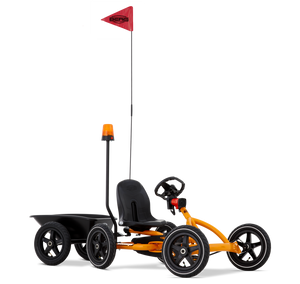 BERG Buddy Orange Pedal Go Kart