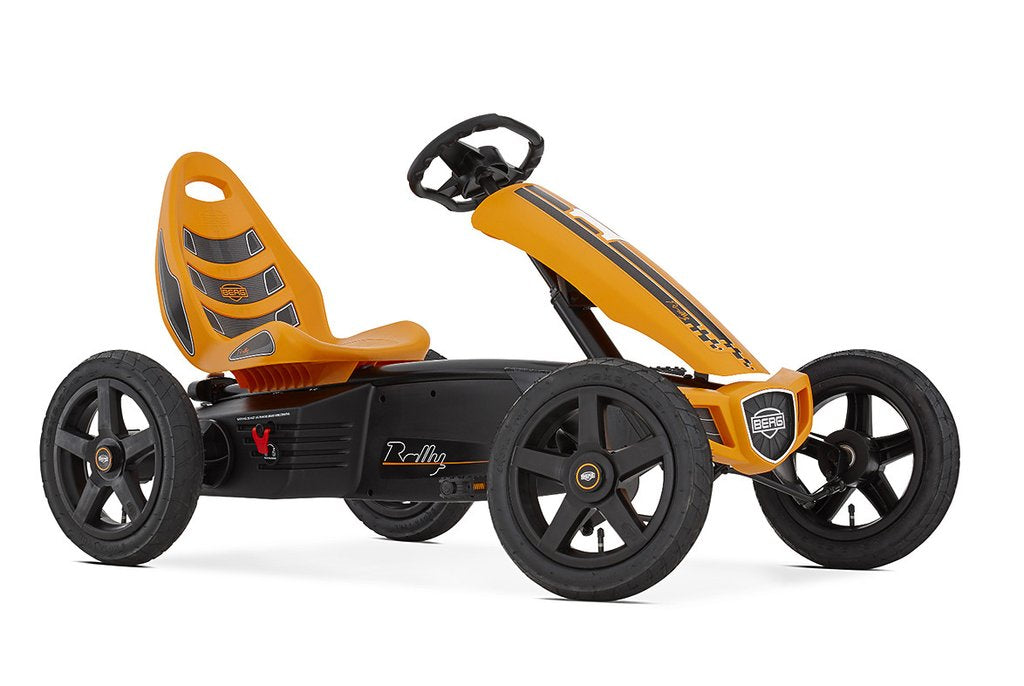 BERG Rally Orange Pedal Go Kart