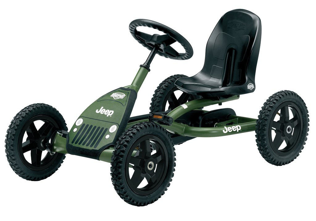 BERG Buddy Jeep Junior Pedal Go Kart