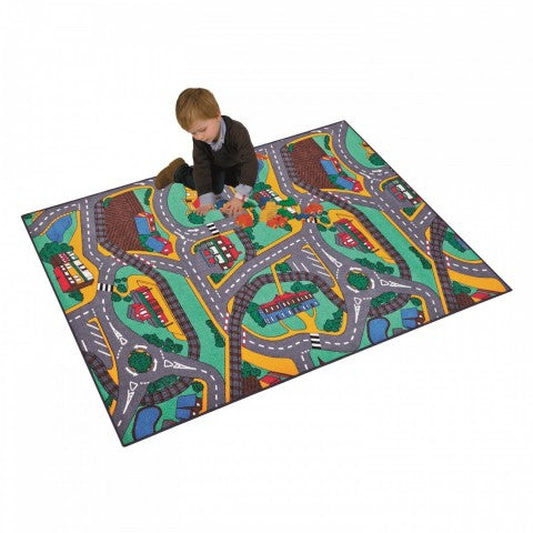 Plum Street Carpet Play Mat 95cm x 133cm
