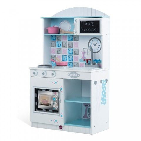 Plum Wooden Snowdrop Interactive Play Kitchen - Backyard Fun and Play!