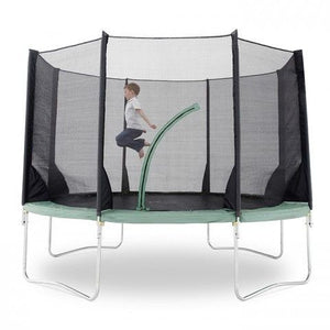 Plum 12ft Space Zone 3 Trampoline - Backyard Fun and Play!