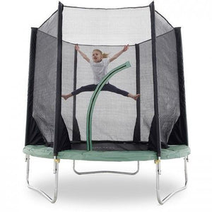 Plum 8ft Space Zone 3 Trampoline - Backyard Fun and Play!