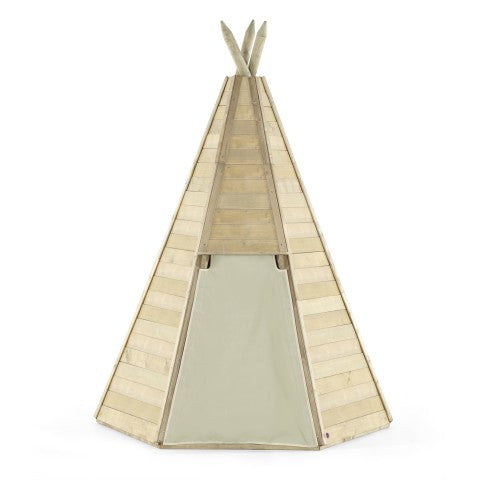 Plum Great Wooden Teepee Hideaway with Free NSW ACT Melbourne Delivery