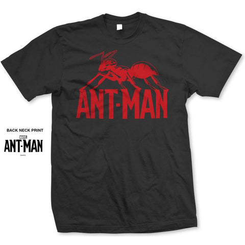 Marvel Ant Man T-shirt. Marvel T-shirt from T-Baggin.co.uk
