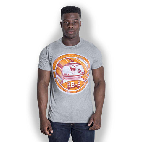 Star Wars VII - BB8 Faded - T-Baggin