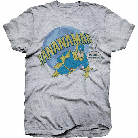 Bananaman - Eat A Banana - T-Baggin