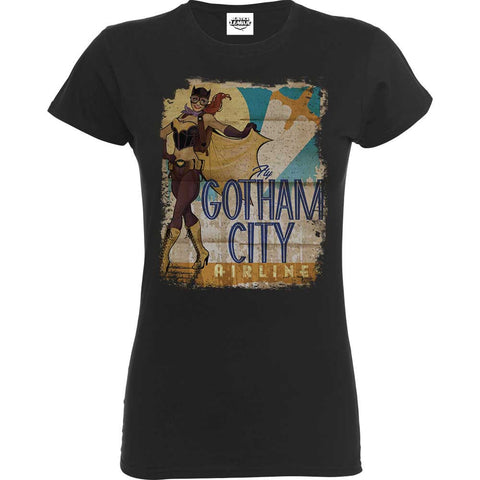 Gotham City Sirens - Gotham Airways - T-Baggin