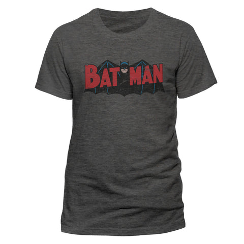 Batman Authentic Logo - T-Baggin
