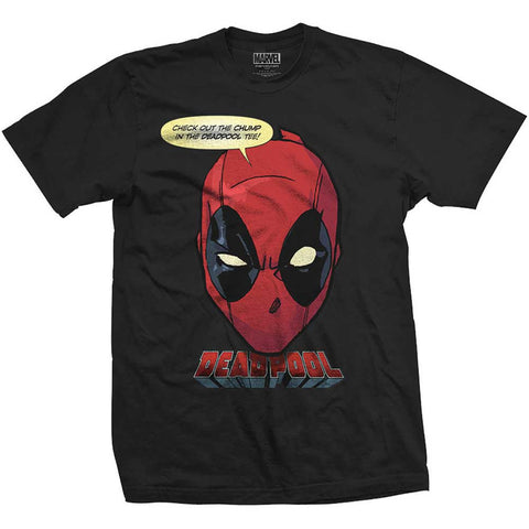 Deadpool - Deadpool Chump - T-Baggin
