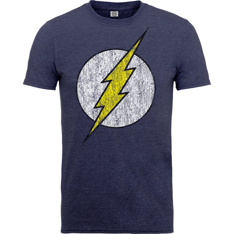 Flash - Distressed Logo - T-Baggin