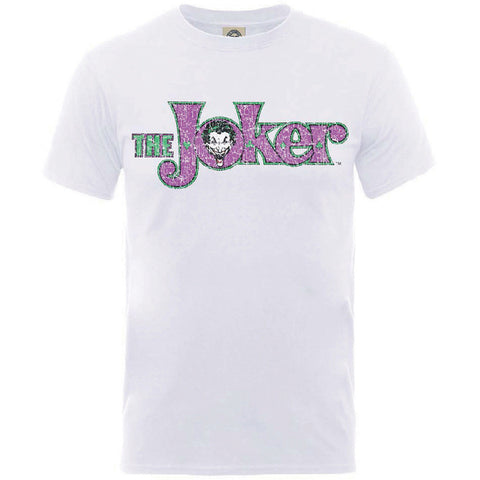 The Joker - Distressed Tee - T-Baggin