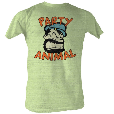 Popeye Party Animal Men's T-Shirt