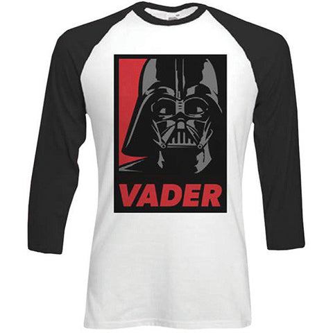 Star Wars Darth Vader T-shirt from T-Baggin.co.uk. For this and other Star Wars T-shirts visit T-Baggin.co.uk