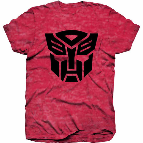 Transformers - Red Autobot - T-Baggin