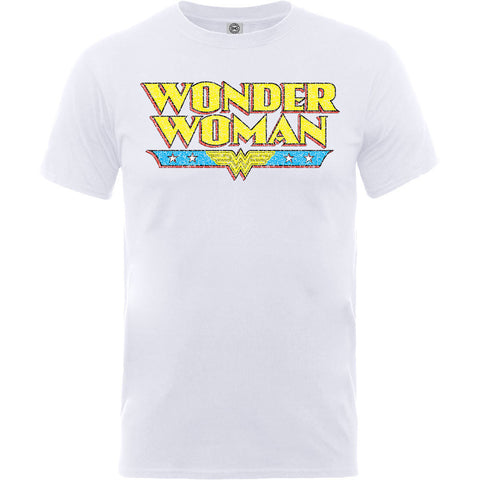 Wonder Woman - Crackle logo - T-Baggin