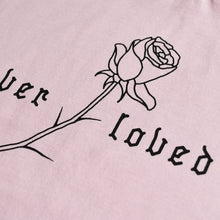 T-SHIRT I NEVER LOVED YOU