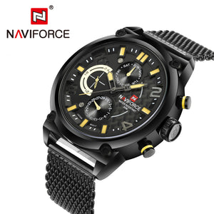 NAVIFORCE LX50 Quartz Sport Watch