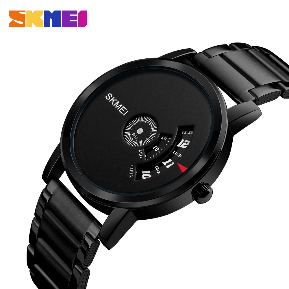 SKMEI Luxury Fashion Men's Quartz Watch Men Watches