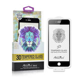 Atouchbo Lion Packaging 3D Full Cover Tempered Glass Screen Protector