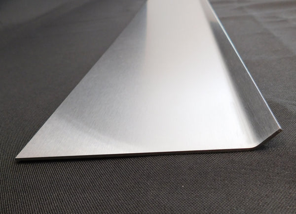 TCI Metal Stainless Steel Base Trim
