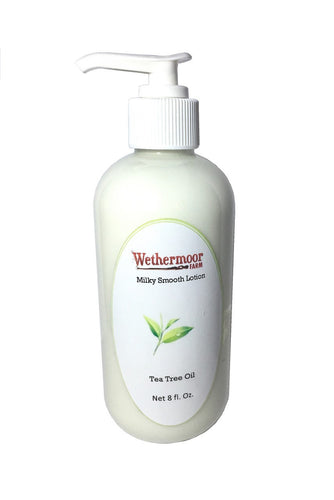 Tea tree oil lotion (8 oz)