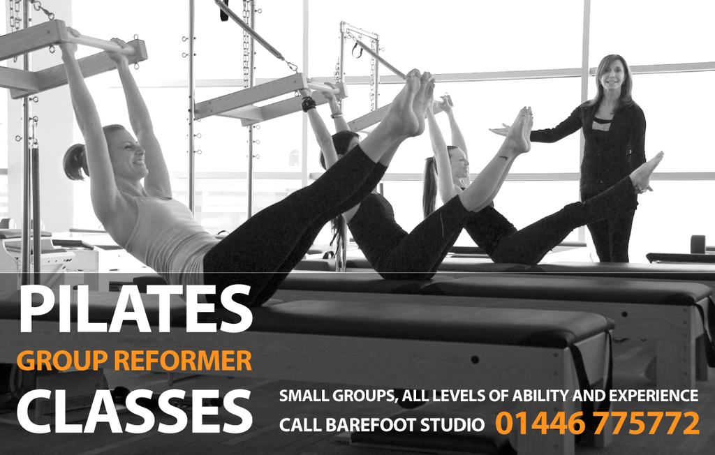 Pilates Group Reformer Classes