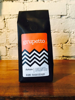 grupetto Arturo 12oz/340g Whole Bean Coffee