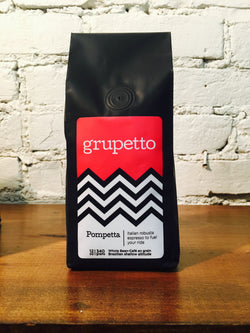 grupetto Pompetta 12oz/340g Whole Bean Coffee