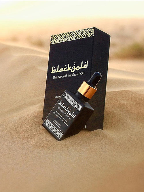 Black Gold – Nourishing Facial Oil 30ml