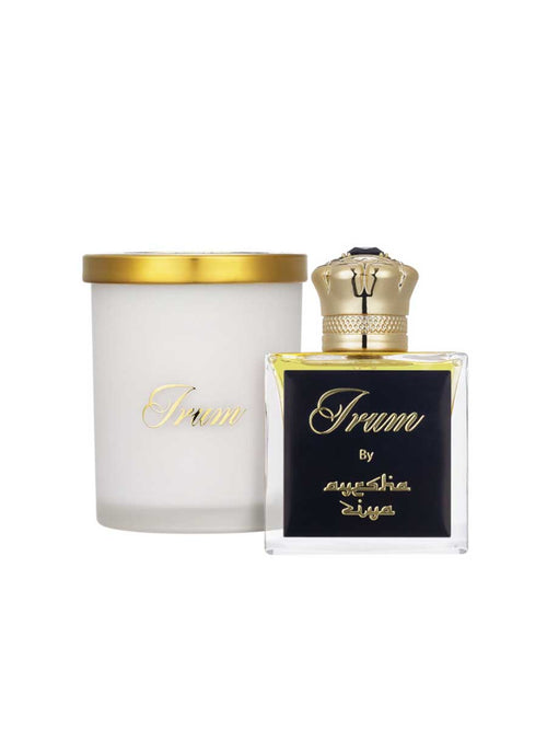 Luxury Irum Fragrance And Candle Set