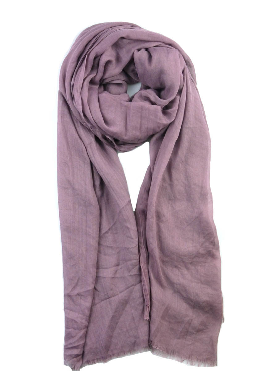 NEW Lavender Cotton Mix Hijab