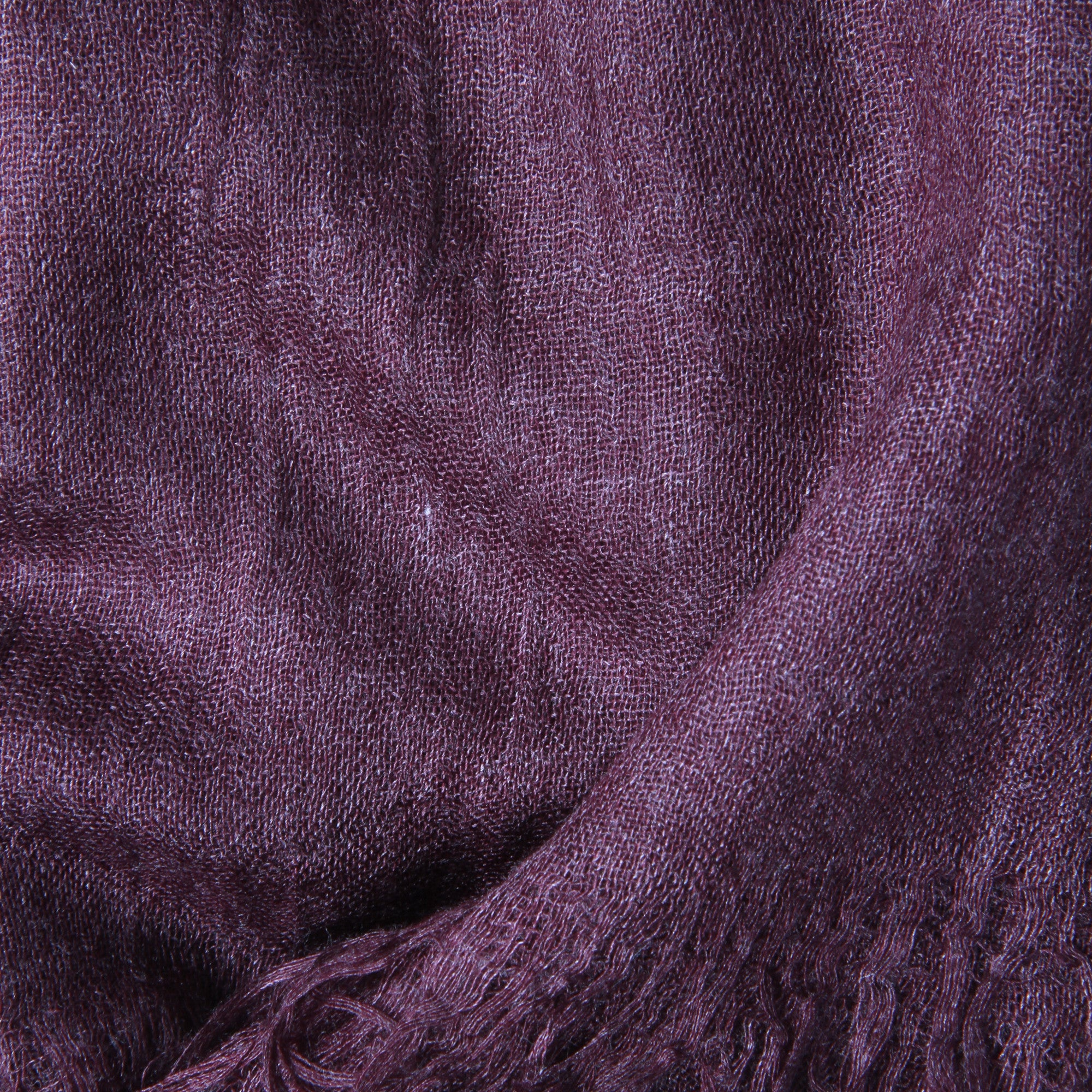 Tyrian Purple Luxury Cotton Hijab