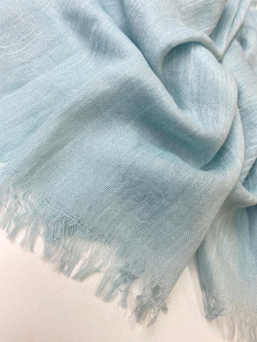 Irish Mint Luxury cotton Hijab