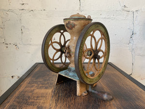 Large, Antique Coffee Grinder
