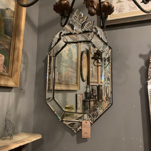 Antique Venetian Mirror in excellent condition