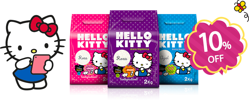 Clube da Hello Kitty