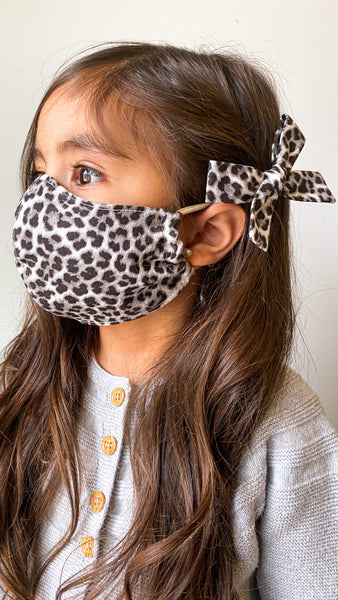 Face Mask Bow Combo