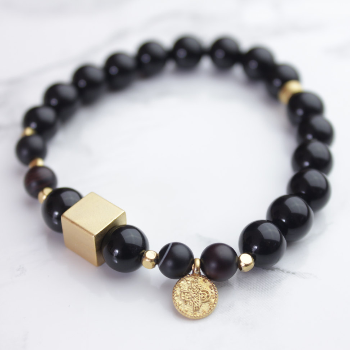 Ultimate Protection Against Negative Energy // Black Obsidian