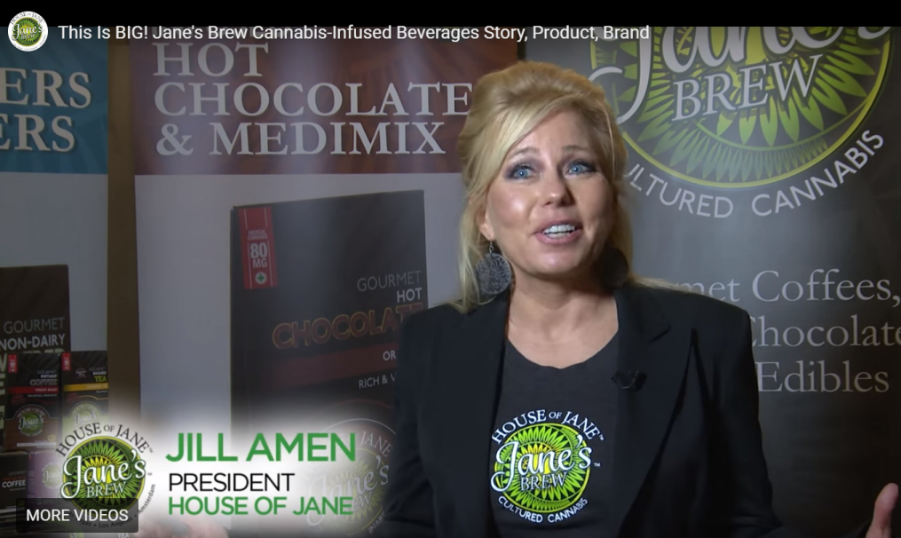 This Is BIG! Jane's Brew Cannabis-Infused Beverages ...
